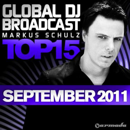 Global DJ Broadcast Top 15 - September 2011 (Including Classic Bonus Track)