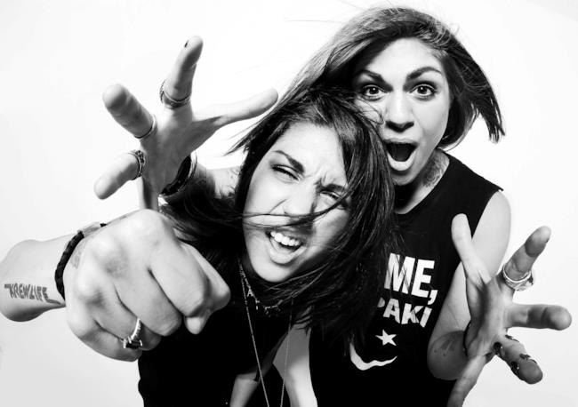 Le Krewella, il duo di Chicago