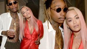Wiz Khalifa e Rita Ora insieme ai Teen Choice Awards 2015