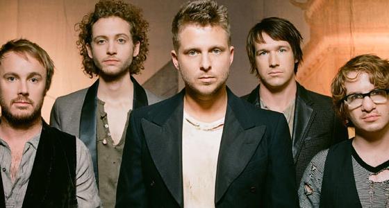 I 5 membri degli OneRepublic