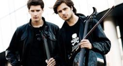 Luka Sulic e Stjepan Hauser dei 2Cellos