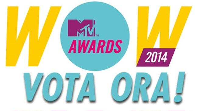 Logo Mtv Awards 2014