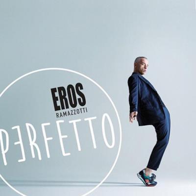 La copertina di Perfetto, il nuovo album di Eros Ramazzotti