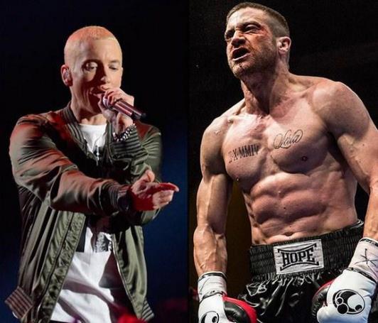 Eminem e Jake Gyllenhaal insieme per Southpaw