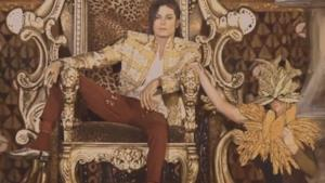 Michael Jackson ologramma