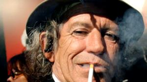 Il 71enne Keith Richards