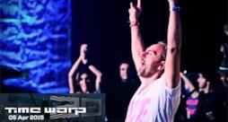 Il meglio della musica Techno e House arriva in Germania con il Time Warp 2015