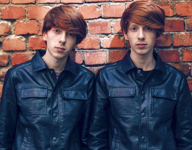 I gemelli toscani Ciuffi Rossi
