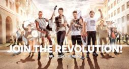 Skin, Mika, Fedez ed Elio sulla locandina di X Factor 9