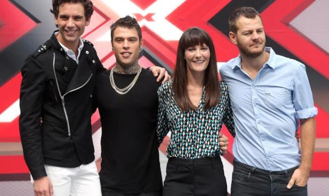 X Factor 8: Mika, Fedez, Victoria Cabello e Alessandro Cattelan