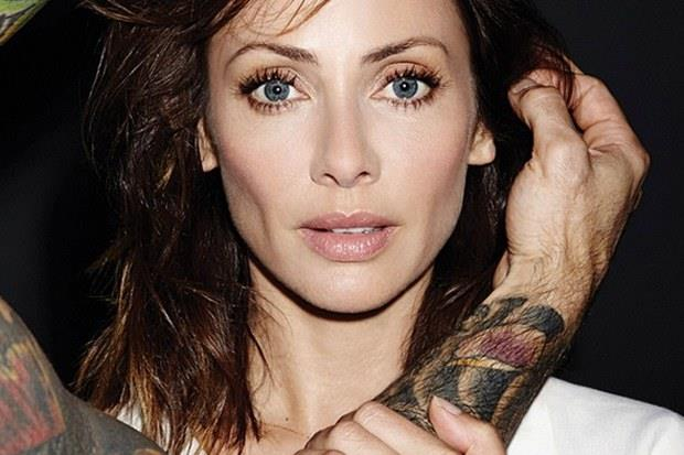Natalie Imbruglia sulla cover dell'album Male