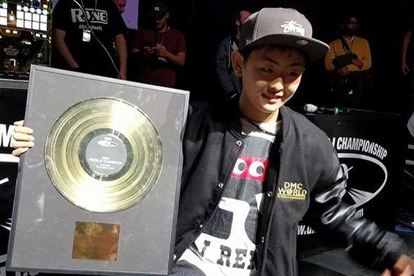 DJ Rena vince il DMC World Championship