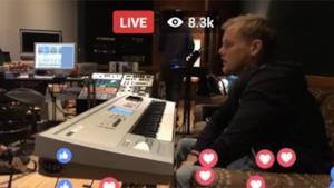 IL dj svedese Avicii, famoso nel mondo con il suo 'Hey Brother'