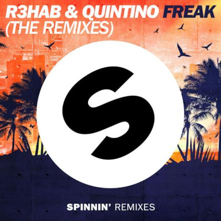 Freak (The Remixes) - EP
