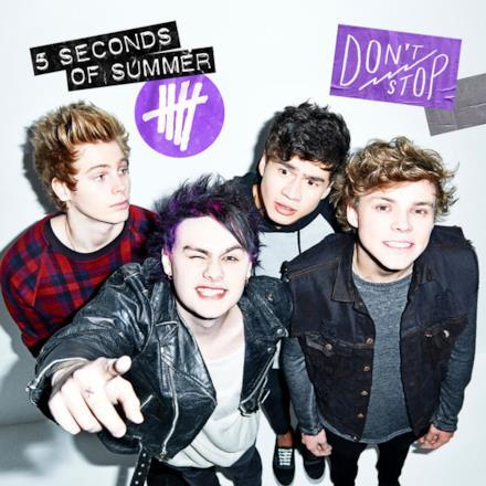 Don't Stop (Calum Demo Vocal) - Single