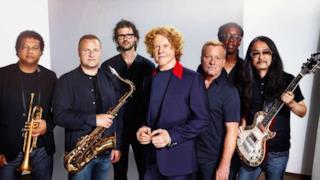 Tour 2015 Simply Red con Mick Hucknall e altri sei musicisti