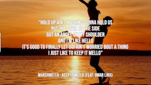 Marshmello: le migliori frasi dei testi delle canzoni