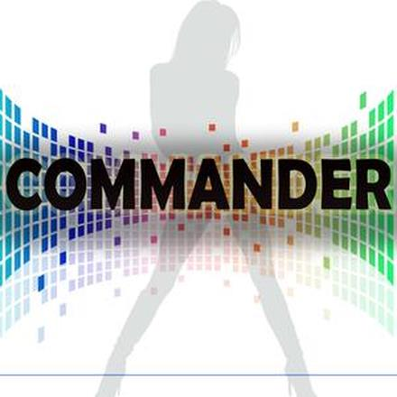 Commander (feat. David Guetta) - EP