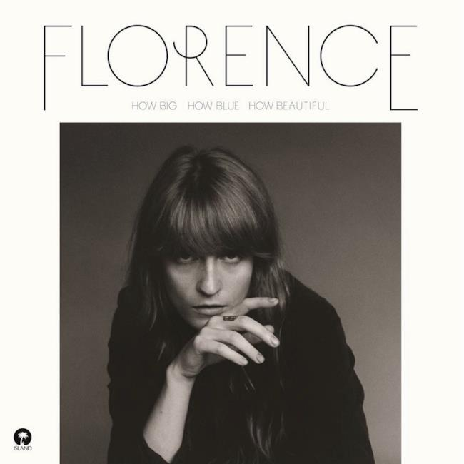 Florence + The Machine: la cover di How Big How Blue How Beautiful