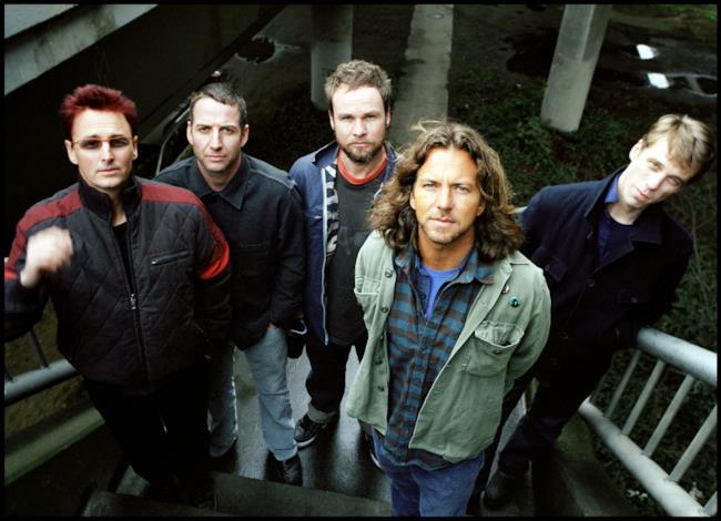 Pearl Jam, una grossa sorpresa in arrivo