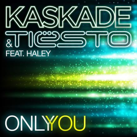 Only You (feat. Haley) - EP