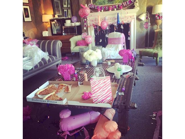 La casa dell'amica di Lady Gaga