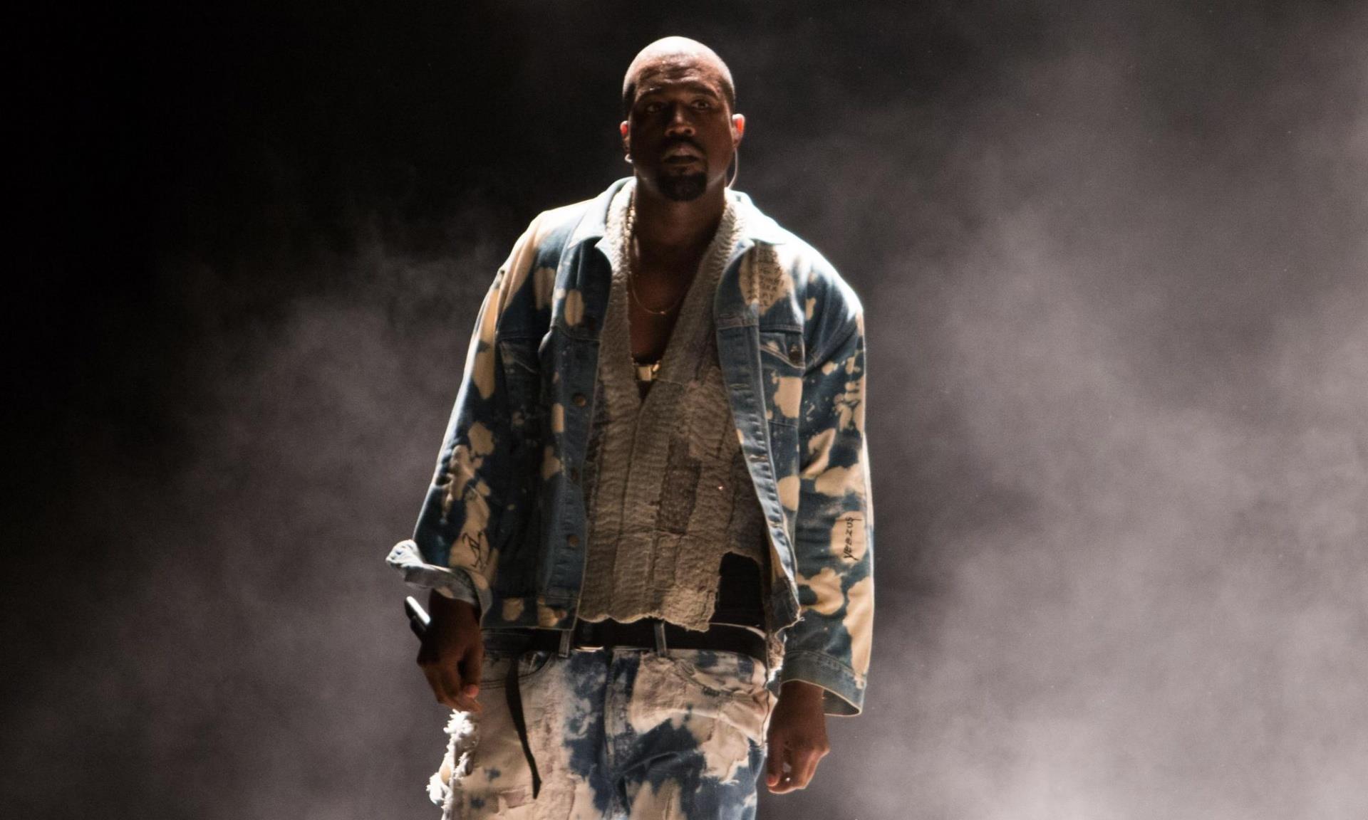 Kanye West a Glastonbury