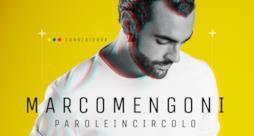 Copertina Parole in circolo di Marco Mengoni