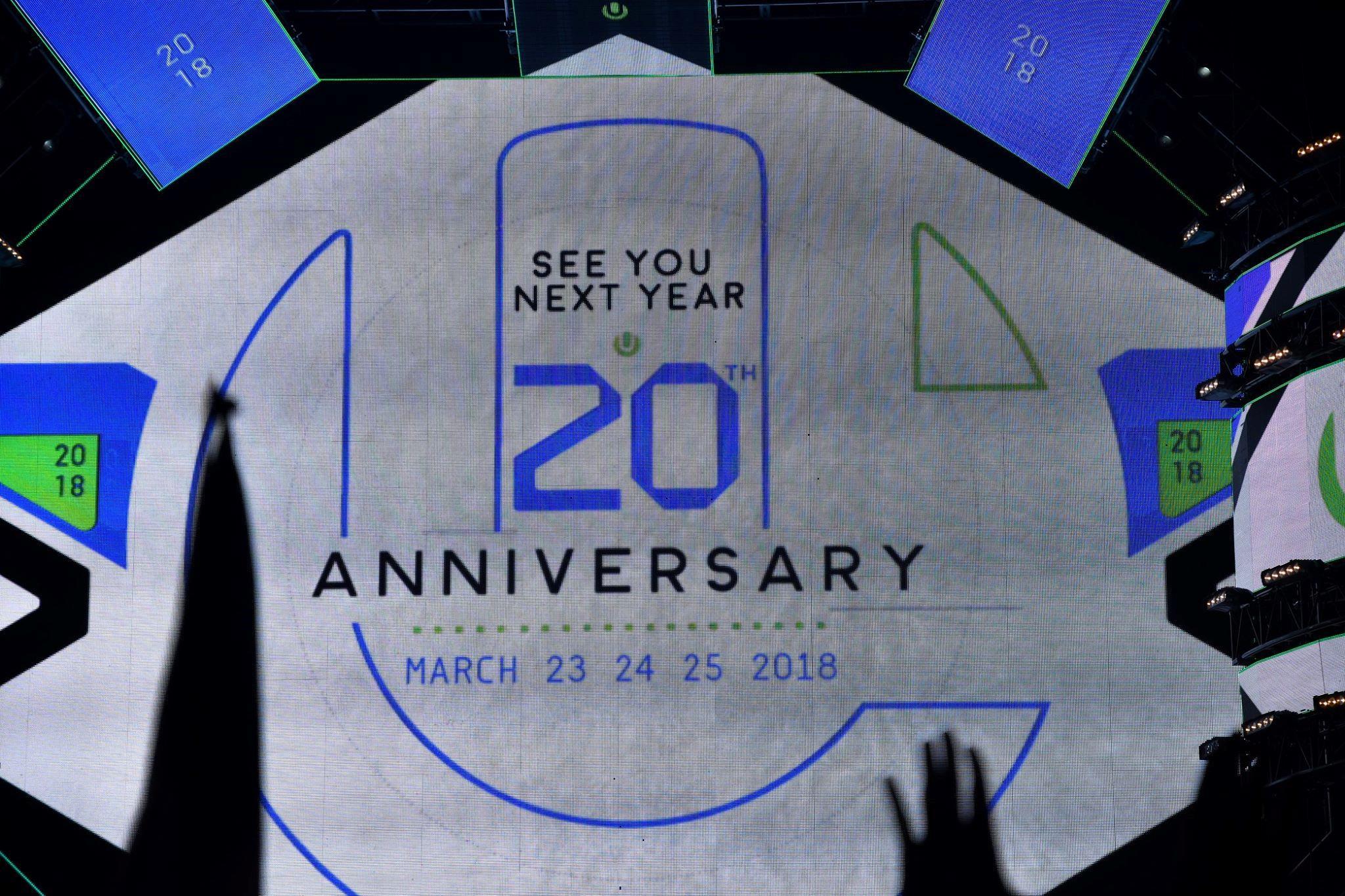L'Ultra Music Festival 2018 si terrà il 23, 24 e 25 marzo
