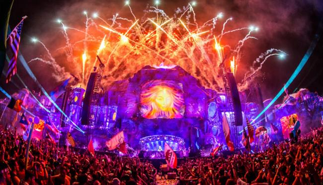 Mainstage TomorrowWorld