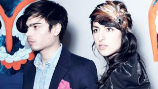 Benjamin Cotto e Nili Hadida dei Lilly Wood & the Prick