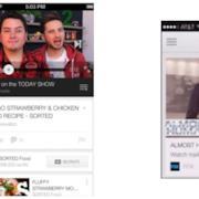 L'app mobile di YouTube mostra una nuova unità pubblicitaria