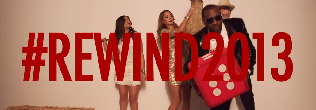 YouTube Rewind 2013, i video più virali secondo YouTube