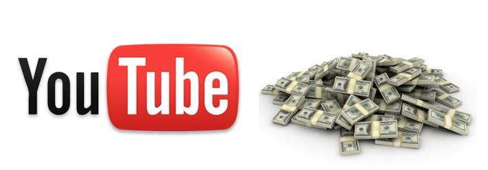YouTube condivide i guadagni