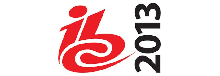 Logo IBC 2013