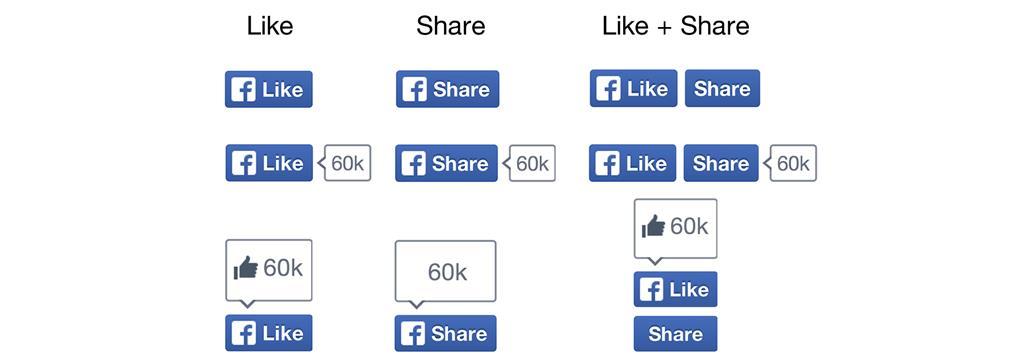 Facebook, nuove icone in arrivo