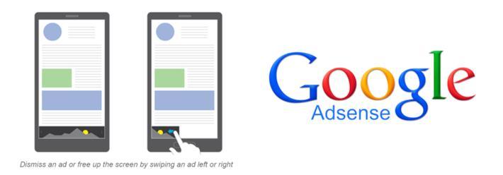 Le nuove unità mobile anchor ads di AdSense
