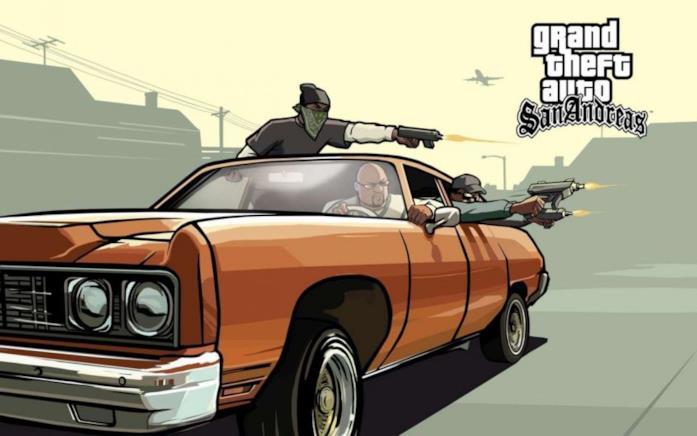 Tutti i trucchi per Grand Theft Auto: San Andreas