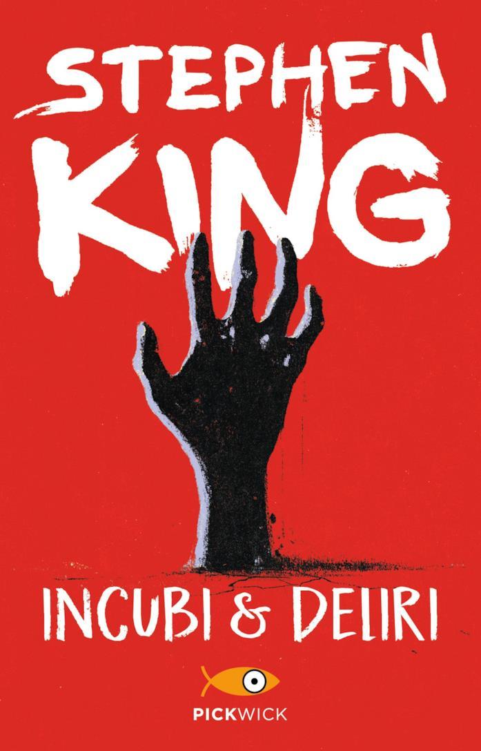 Incubi & Deliri, la copertina del libro