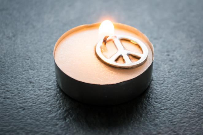 Copertina frasi belle sulla pace