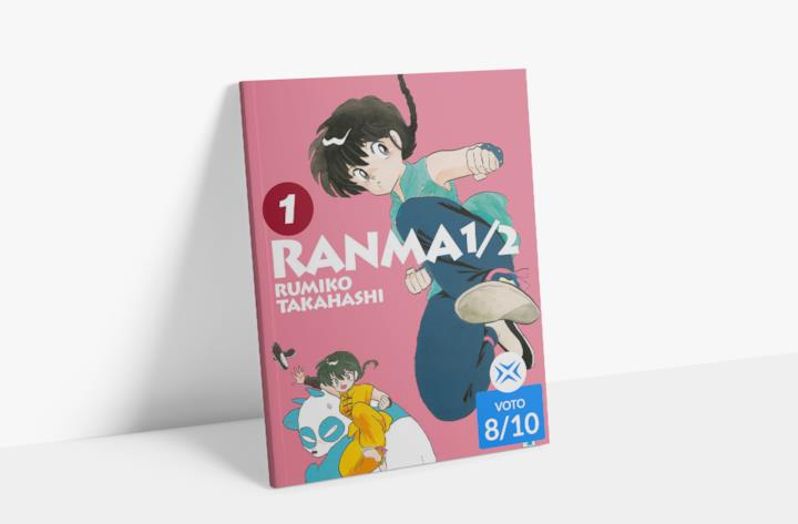 Ranma ½ di Rumiko Takahashi