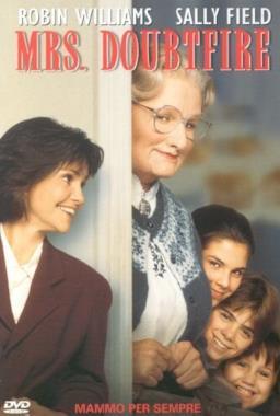 Mrs. Doubtfire (dvd)