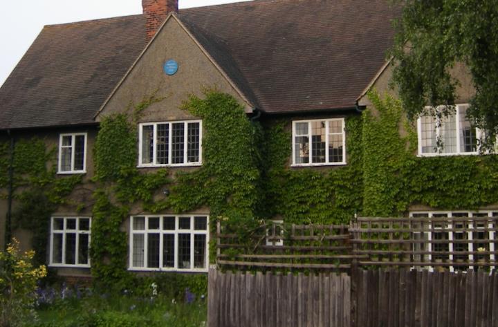 La casa di J.R.R. Tolkien