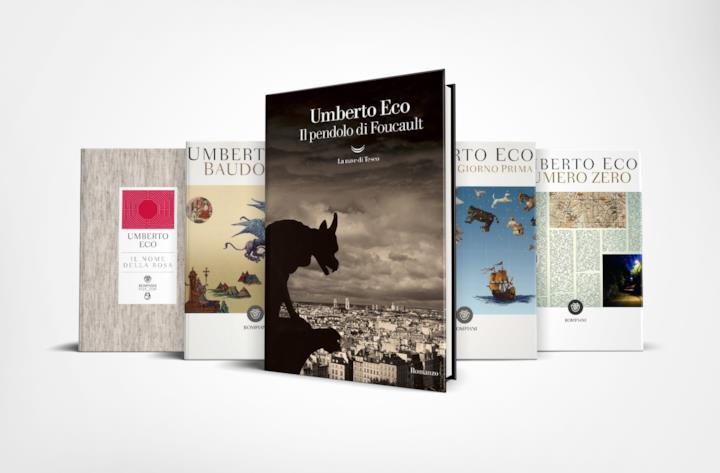 Tutti i romanzi per conoscere la narrativa di Umberto Eco