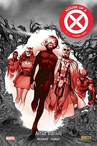 House of X 1 Artist Edition Variant - Incredibili Xmen 356 Marvel