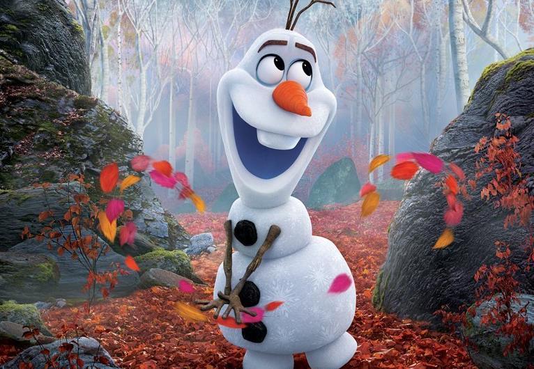 Frozen 2, Olaf