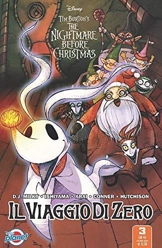 The Nightmare Before Christmas – Il Viaggio Di Zero 3