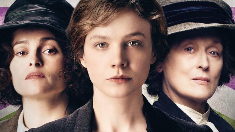 Copertina del film Suffragette