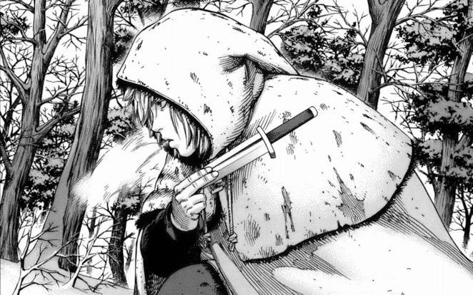 Vinland Saga protagonista