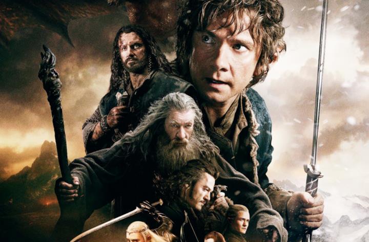 Hobbit trilogia